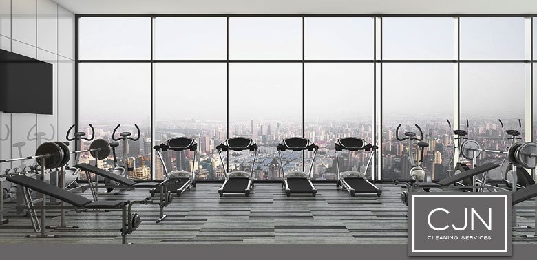 Gym and leisure centre cleaning services